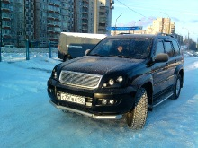 Toyota Land Cruiser Prado 2004 г.
