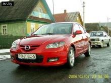 Mazda Mazda 3 2006 г.