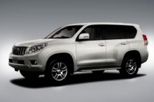 Toyota Land Cruiser Prado 2012 г.