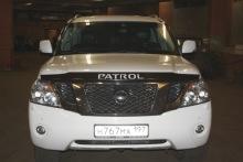 Nissan Patrol (260) 2011 г.