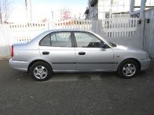 Hyundai Accent 2001 г.