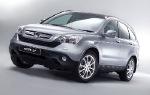 Самым продаваемым SUV в 2012 была признана Honda CR-V