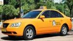 По Москве смогут ездить только желтые такси
