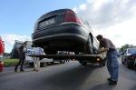 В Москве начнут эвакуацию автомобилей с зарубежными номерными знаками