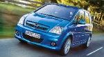 Концепт-кар Opel Meriva будет показан на женевской выставке