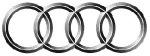 Автомобиль Audi TT  из бетона