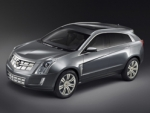 Концепт Cadillac Provoq